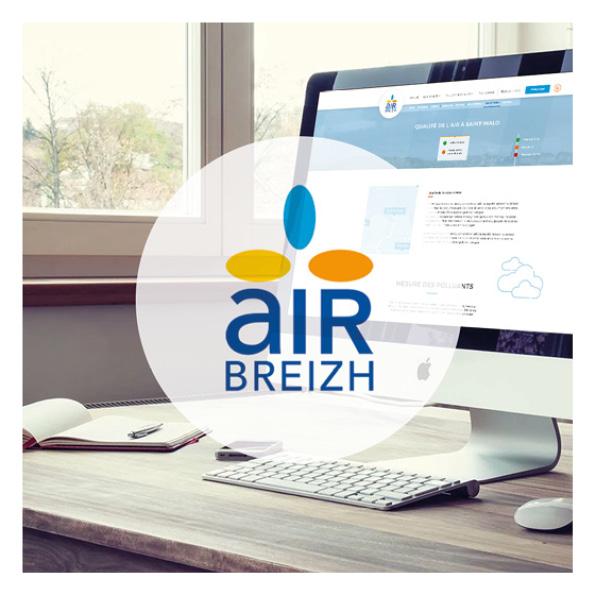 web design air breizh